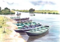 Barques en BRIERE