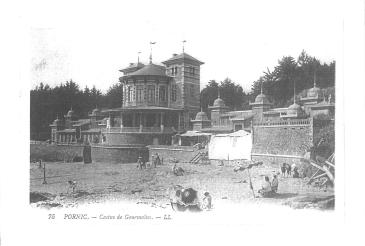 """Document modèle """"Casino de Gourmalon"""""""