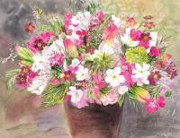Gros bouquet printanier