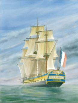 Marines : bateaux, phares