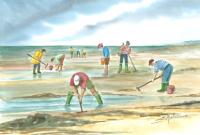 Pêche à pied  2°