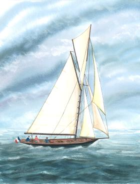Pen Duick II